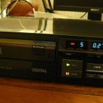 The finally working Sony CDP-101