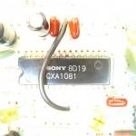 RF amp IC