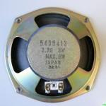 HITACHI TRK-7990E eredeti hangszóró