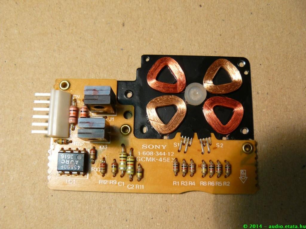 BHR-2600A Disc Motor